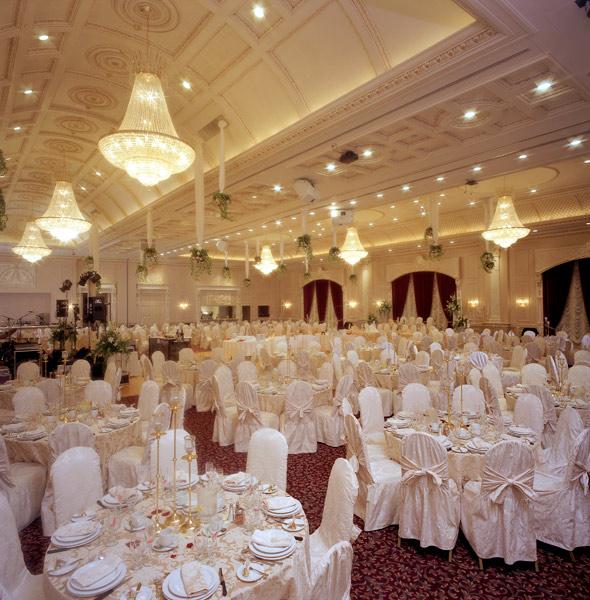 Banquet Hall Design: Banquet Halls & Hotels