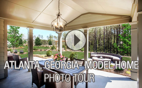 Model Homes & Suites by FDM Designs - Atlanta Georgia-Model Home